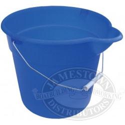 Utility pail, multipurpose bucket
