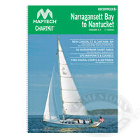 Waterproof Chart Book