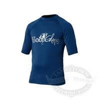 Body Glove Basic Short Arm Lycra Shirt - Navy