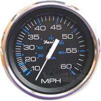 Faria Chesapeake Stainless Steel Speedometer