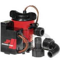 Johnson Pump Combo Bilge Pump w/ Auto Electromagnetic Switch