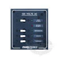 Paneltronics Standard AC 10 Position Breaker Panel & Main
