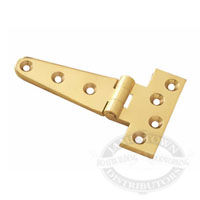 Sea-Dog Brass T-Hinges