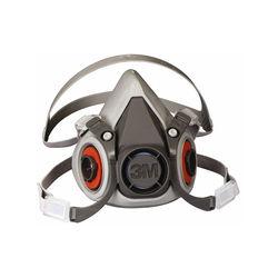 3M 6000 Half Mask Respirators, 6200, 6300