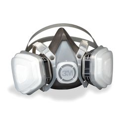 3M Dual Cartridge Respirator Assembly
