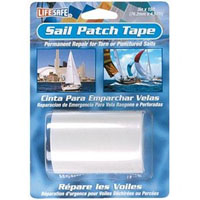 Incom Clear Ultra Strong Sail Patch Repair Tape