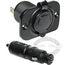 Blue Sea Systems 12 Volt Plug & Socket Kit