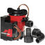 Johnson Pump Combo Bilge Pump w/ Auto Electromagnetic Switch
