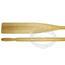 Canadian Spruce Varnished Wood Oars