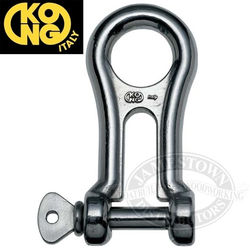 Kong Stainless Steel Chain Gripper Shackles