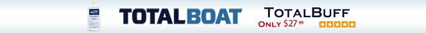 TotalBoat TotalBuff Rubbing Compound