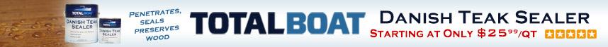 TotalBoat Danish Teak Sealer