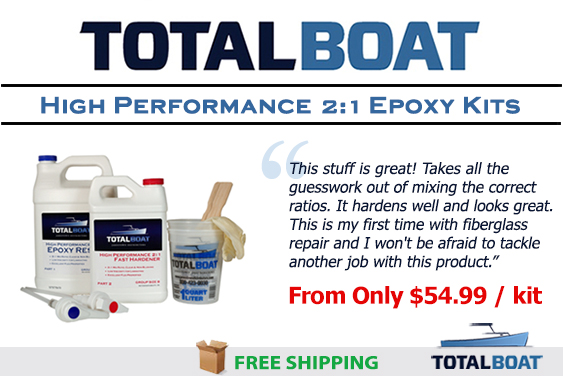 TotalBoat High Performance 2:1 Epoxy