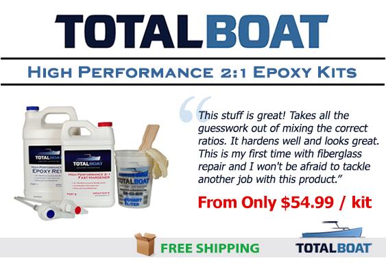 TotalBoat High Performance 2:1 Epoxy