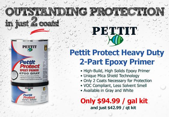 Pettit Protect Epoxy Primer