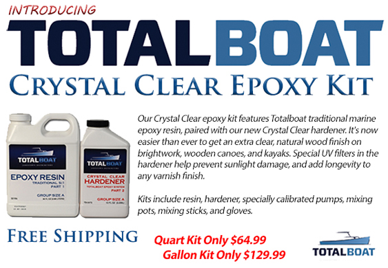 TotalBoat Crystal Clear