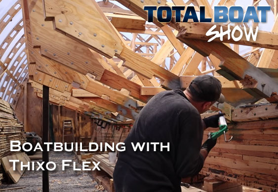 Boatbuilding with Thixo Flex