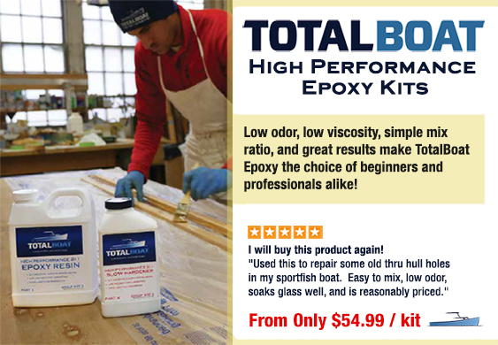 Total Boat - High Performance Epoxy Kits