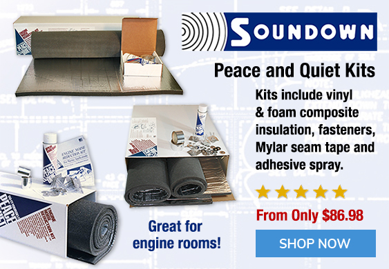 Soundown Peace and Quiet Kits
