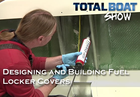 Designing and Building Fuel Locker Covers