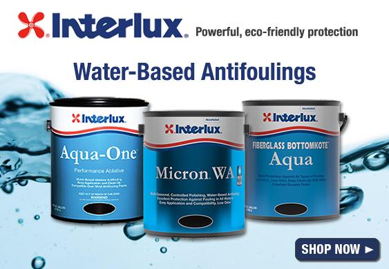 Good Reasons To Choose A Water-Based Antifouling