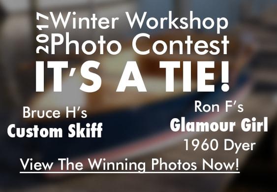 Winter Workshop Project Photo Contest Winners