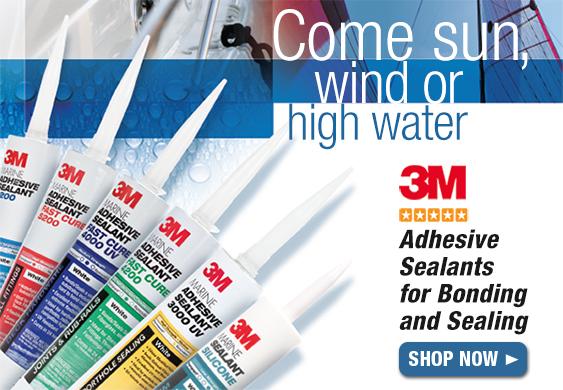 3M Marine Adhesives