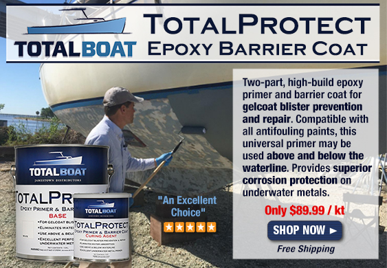 Good Reasons To Choose A Water-Based Antifouling