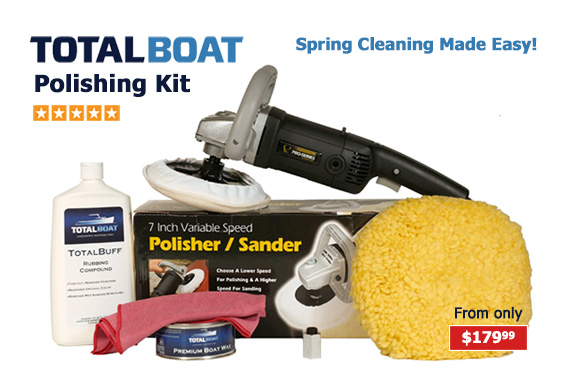 TotalBoat Polishing System