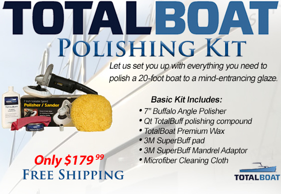 TotalBoat Polishing Kit