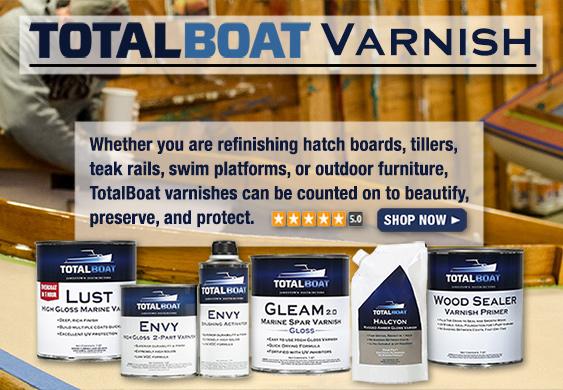 TotalBoat Varnish