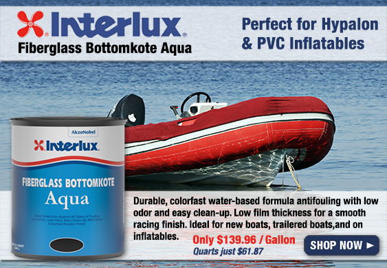 Interlux Fiberglass Bottomkote