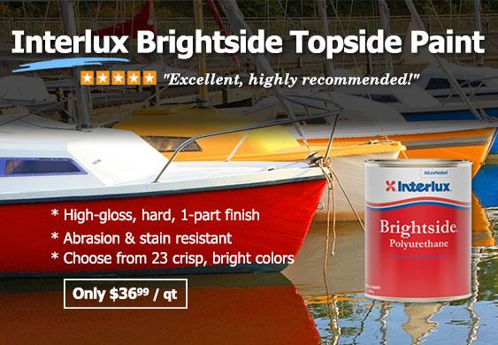 Interlux Brightside Paint