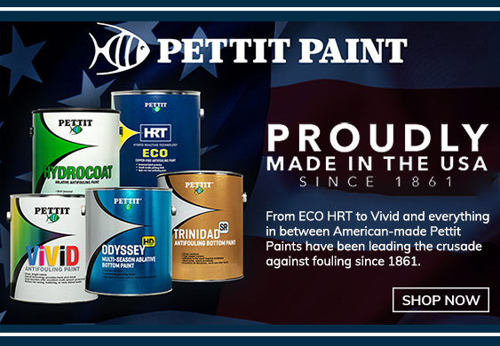 Pettit Bottom Paint - Made in the USA