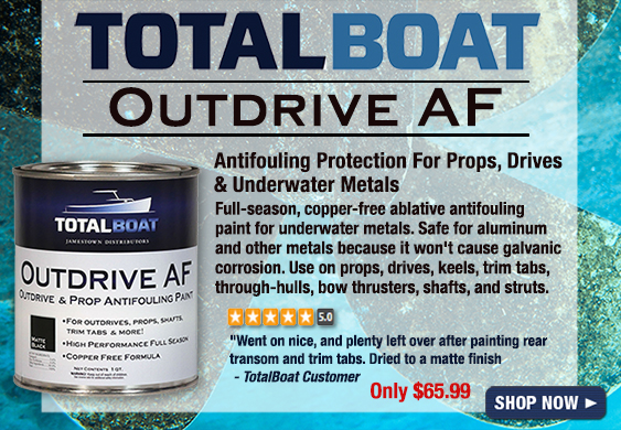 TotalBoat Outdrive AF