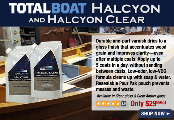 TotalBoat Halcyon