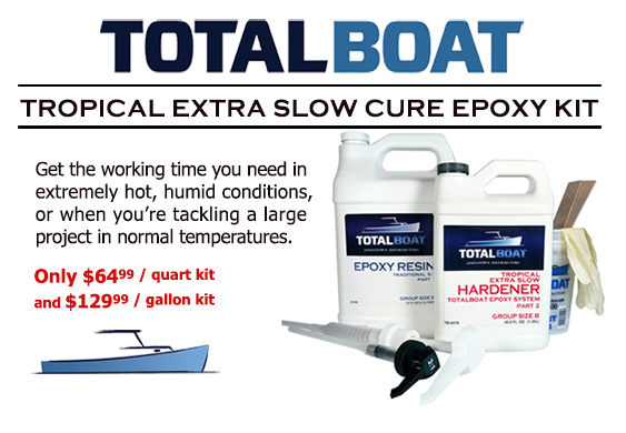 TotalBoat Tropical Epoxy