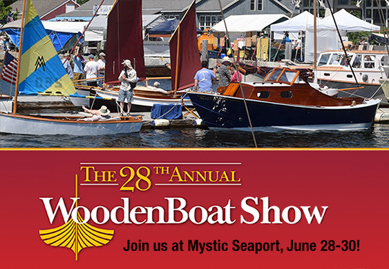 Wooden Boat Show - 28 Annual