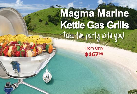 Magma Marine Grills