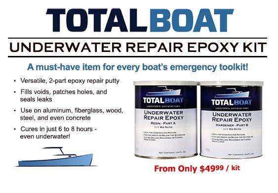 TotalBoat Underwater Repair Epoxy