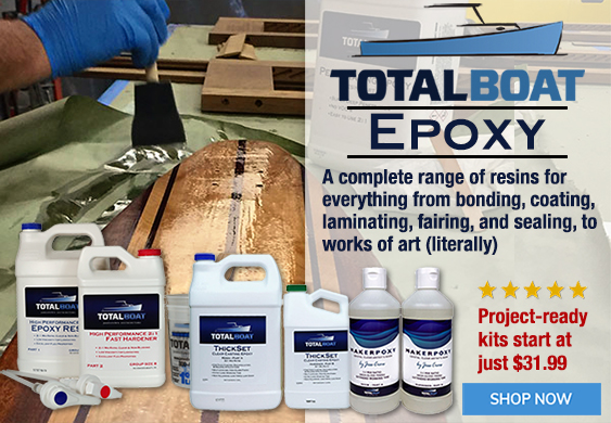 TotalBoat Epoxy Resin