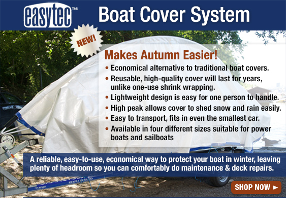 EasyTec Boat Covers