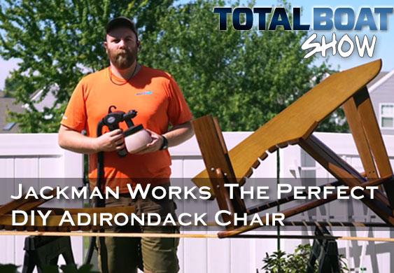 Jackman Works: The Perfect DIY Adirondack Chair