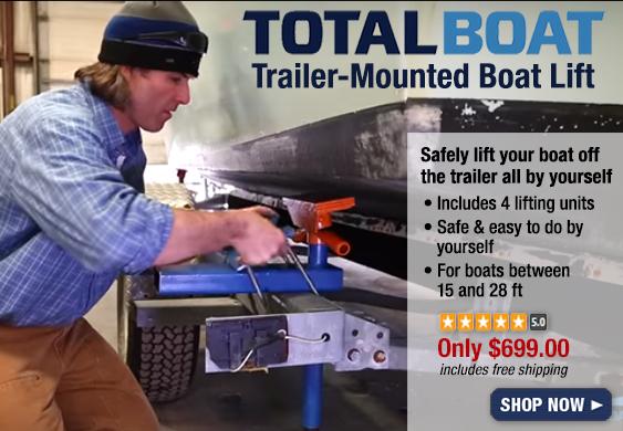 TotalBoat Trailer Mount Boat Lift