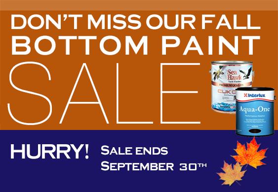 Bottom Paint SALE