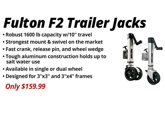 Fulton F2 Trailer Jacks