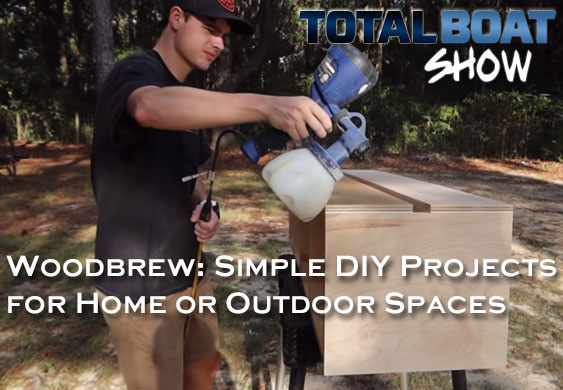 Woodbrew: Simple DIY Projects for Home or Outdoor Spaces