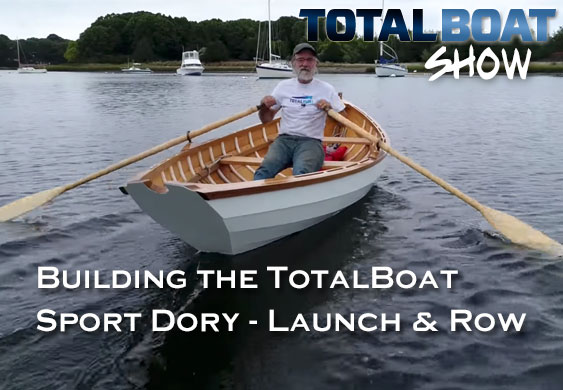 Building the Total Boat Sport Dory