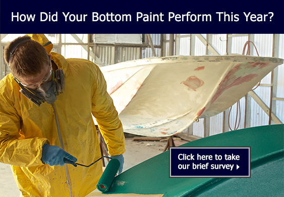 Take Our 2017 Bottom Paint Survey