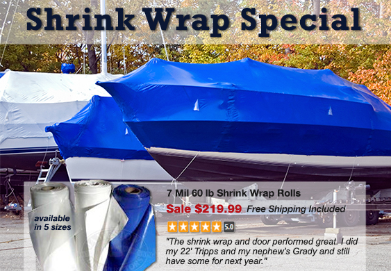 Shrink Wrap Special